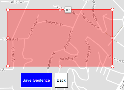 GPS GeoFencing
